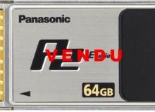 Panasonic P2 64GB serie E