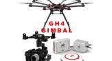 DJI S1000 Premium+& A2+GH4